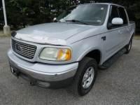 Used 2003 Ford F-150 SuperCrew For Sale at Duncan Ford Chrysler Dodge Jeep RAM | VIN: 1FTRW08L93KA36153