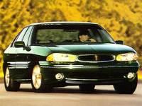 Used 1998 Pontiac Bonneville For Sale at Duncan Ford Chrysler Dodge Jeep RAM | VIN: 1G2HX52KXWH216110