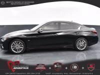 Used 2018 INFINITI Q50 3.0t LUXE Sedan