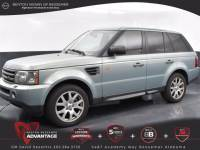 Used 2008 Land Rover Range Rover Sport HSE SUV