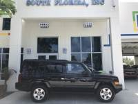 2008 Jeep Commander 3RD ROW Sport 1 OWNER FLORIDA LOW MILES