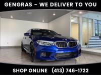 Pre-Owned 2018 BMW M5