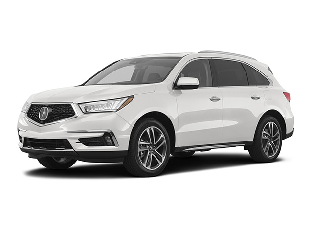 Photo Certified Pre-Owned 2018 Acura MDX FWD wAdvanceEntertainment Pkg for Sale in Hoover near Homewood, AL