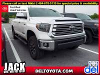 Certified Pre-Owned 2019 Toyota Tundra 4WD For Sale in Thorndale, PA   Near Malvern, Coatesville, West Chester & Downingtown, PA   VIN:5TFHY5F14KX805423