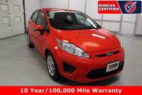 Used 2013 Ford Fiesta For Sale at Duncan Hyundai | VIN: 3FADP4EJ3DM191900