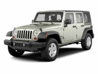 Pre-Owned 2013 Jeep Wrangler Unlimited Sahara VIN 1C4HJWEG9DL525331 Stock Number 14125P