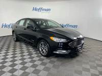 Certified 2017 Ford Fusion Hybrid For Sale Near Hartford Serving Avon, Farmington and West Simsbury