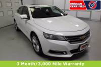 Used 2014 Chevrolet Impala For Sale at Duncan Hyundai | VIN: 2G1125S38E9163505