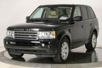 Used 2008 Land Rover Range Rover Sport For Sale at Harper Maserati   VIN: SALSK25428A186911