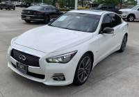 Used 2017 INFINITI Q50 For Sale at Harper Maserati | VIN: JN1EV7AR4HM840576