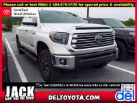 Certified Pre-Owned 2019 Toyota Tundra For Sale in Thorndale, PA   Near Malvern, Coatesville, West Chester & Downingtown, PA   VIN:5TFHY5F14KX805423