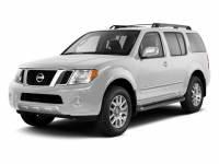 Used 2010 Nissan Pathfinder LE SUV