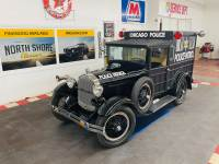 1929 Ford Model A Police Paddy Wagon - SEE VIDEO