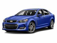 Pre-Owned 2017 Chevrolet SS VIN 6G3F15RW7HL302362 Stock Number 41276-2