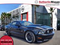 Used 2012 Ford Mustang GT Coupe