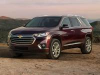 Pre-Owned 2018 Chevrolet Traverse AWD 3LT
