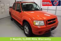 Used 2004 Ford Explorer Sport Trac For Sale at Duncan Hyundai | VIN: 1FMDU67K04UA53128