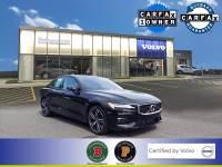 Used 2019 Volvo S60 T6 R-Design in Black Stone For Sale in Somerville NJ | SP0453