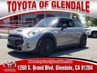 Used 2018 MINI Hardtop 2 Door for Sale at Dealer Near Me Los Angeles Burbank Glendale CA Toyota of Glendale | VIN: WMWXP7C50J2A47030