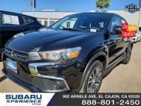 Used 2019 Mitsubishi Outlander Sport - P510479 | Subaru of El Cajon