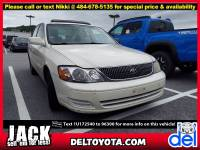 Used 2001 Toyota Avalon XL w/Bucket Seats For Sale in Thorndale, PA | Near West Chester, Malvern, Coatesville, & Downingtown, PA | VIN: 4T1BF28B31U172540