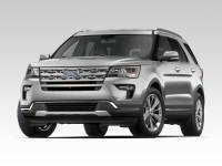 2018 Ford Explorer Limited SUV In Clermont, FL