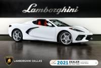 Used 2021 Chevrolet Corvette For Sale Richardson,TX | Stock# LT1458 VIN: 1G1YA2D47M5103765