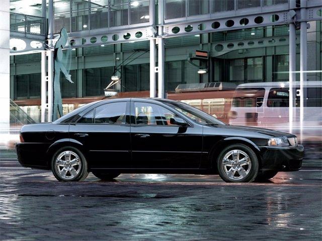 Photo Used 2006 Lincoln LS V8 Sedan