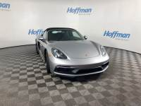 2019 Certified Porsche 718 Boxster For Sale West Simsbury | WP0CB2A86KS228888