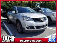 Used 2017 Chevrolet Traverse LT For Sale in Thorndale, PA | Near West Chester, Malvern, Coatesville, & Downingtown, PA | VIN: 1GNKVGKD9HJ153850