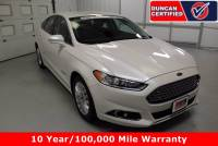 Used 2013 Ford Fusion For Sale at Duncan Hyundai   VIN: 3FA6P0LU1DR189063