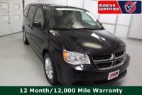 Used 2016 Dodge Grand Caravan For Sale at Duncan's Hokie Honda | VIN: 2C4RDGBG8GR171433