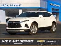 Loaner 2021 Chevrolet Blazer LT FWD VIN 3GNKBBRA2MS514884 Stock Number 41006