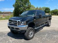 2002 Ford F350 Super Duty Lifted Pickup