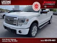Pre-Owned 2013 Ford F-150 Platinum Pickup