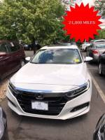 Certified 2018 Honda Accord Sedan EX-L 1.5T CVT