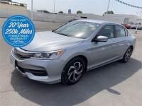 Used 2017 Honda Accord LX For Sale in Bakersfield near Delano   1HGCR2F32HA098617