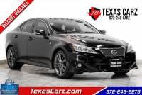 2012 Lexus IS 350 for sale in Carrollton TX