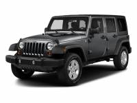 Used 2017 Jeep Wrangler Unlimited Sport SUV