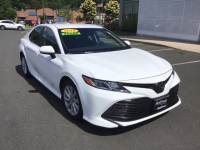 2018 Certified Toyota Camry For Sale West Simsbury   4T1B11HK6JU107660