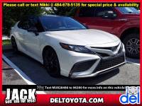 Certified Pre-Owned 2021 Toyota Camry For Sale in Thorndale, PA   Near Malvern, Coatesville, West Chester & Downingtown, PA   VIN:4T1K61BK6MU028486