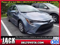 Certified Pre-Owned 2020 Toyota Corolla For Sale in Thorndale, PA | Near Malvern, Coatesville, West Chester & Downingtown, PA | VIN:5YFEPRAE8LP094932