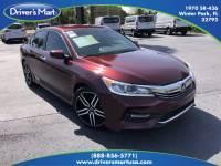 Used 2016 Honda Accord Sport For Sale in Orlando, FL (With Photos)   Vin: 1HGCR2F55GA020252