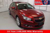 Used 2012 Chevrolet Cruze For Sale at Duncan Hyundai | VIN: 1G1PH5SCXC7385907