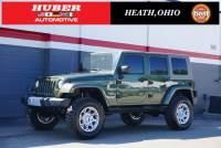 Used 2008 Jeep Wrangler For Sale at Huber Automotive | VIN: 1J8GA59148L532567