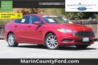Used 2017 Ford Fusion 38A05026 For Sale   Novato CA