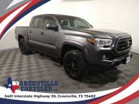 Used 2020 Toyota Tacoma 2WD SR5 Double Cab 5' Bed V6 AT