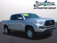 Certified Used 2021 Toyota Tacoma 2WD SR Double Cab 5' Bed I4 AT