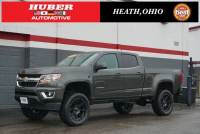 Used 2018 Chevrolet Colorado For Sale at Huber Automotive   VIN: 1GCGTCEN8J1146752