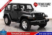 2010 Jeep Wrangler Sport for sale in Carrollton TX